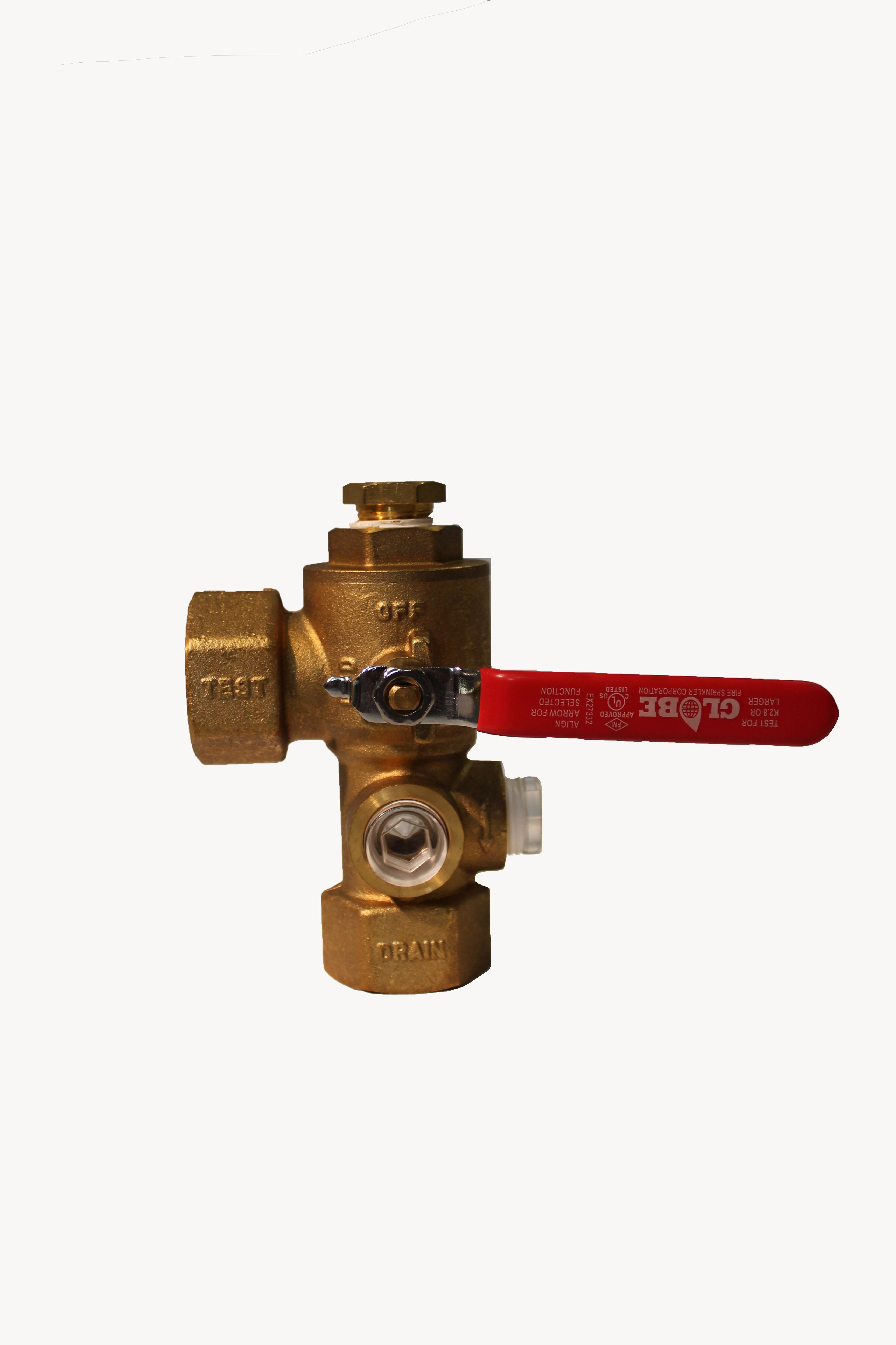 TEST AND DRAIN VALVE (Art.S73)
